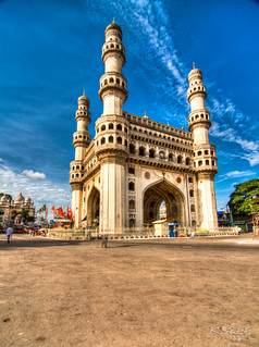 HDR Charminar | by KSREE.