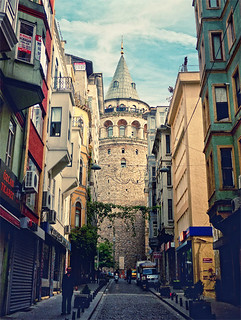 Galata Tower | by salihkucukaga