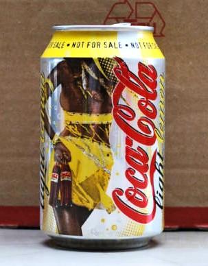 coca cola lemon sverige