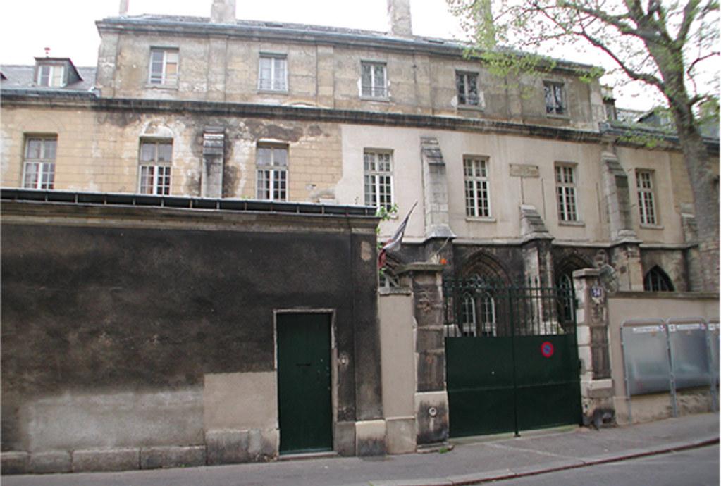 Le Collège des Bernardins, Paris FRANCE (Grand Prix)