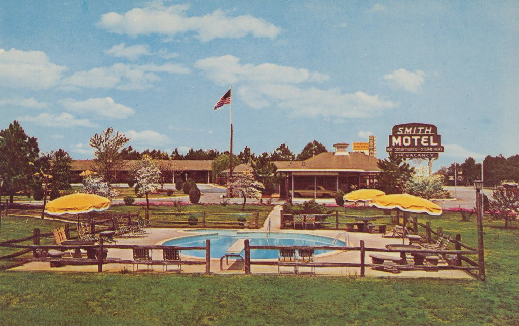 Smith Motel - Kennesaw, Georgia