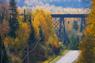 Pass Lake Trestle | by Boreal Photography