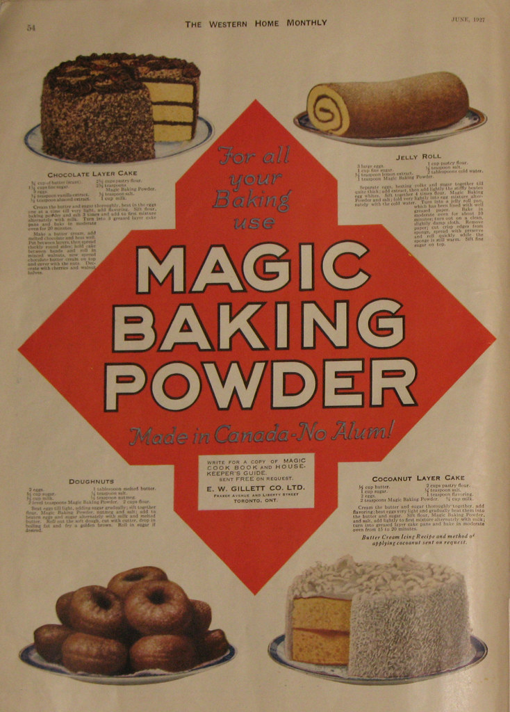 magic baking powder - photo #17