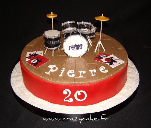 Musician Bday Cake