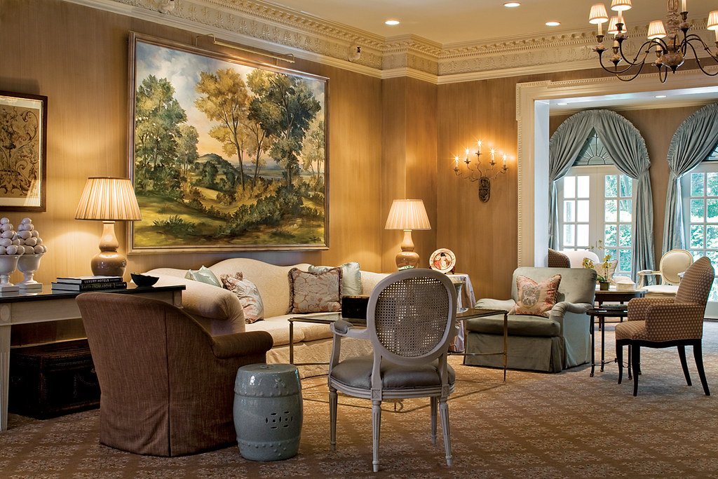 Interior Design By Eugene Lawrence And Company Photograph Flickr