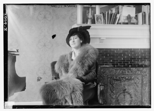 Mrs. J.L. DeSaulles  (LOC) | by The Library of Congress