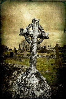 Yet Another Grungy Celtic Cross | by Child of Danu