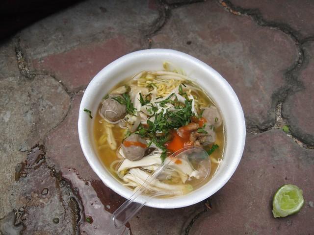 Phnom Penh: noodle soup | Flickr - Photo Sharing!