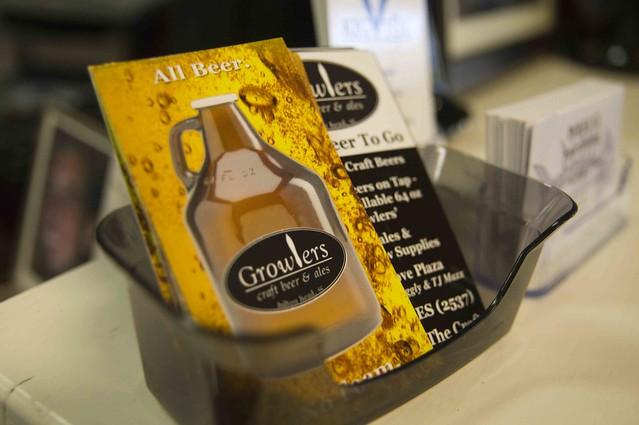 Growlers Craft Beer Hilton Head