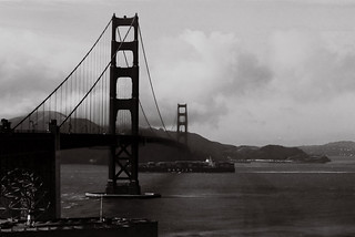 Golden Gate | analog | by E Burrows