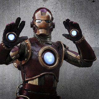 Marvel Costume Contest Winner - Steampunk Iron Man | by Marvel Entertainment