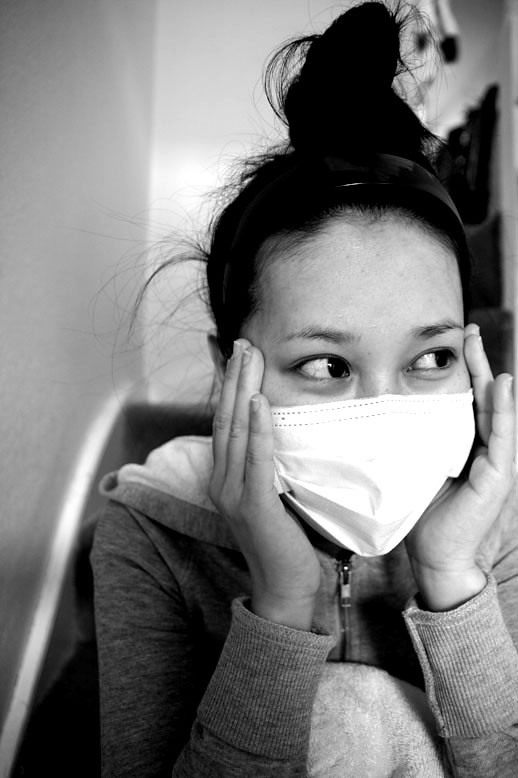 Dust Mask | Kate Berry | Flickr
