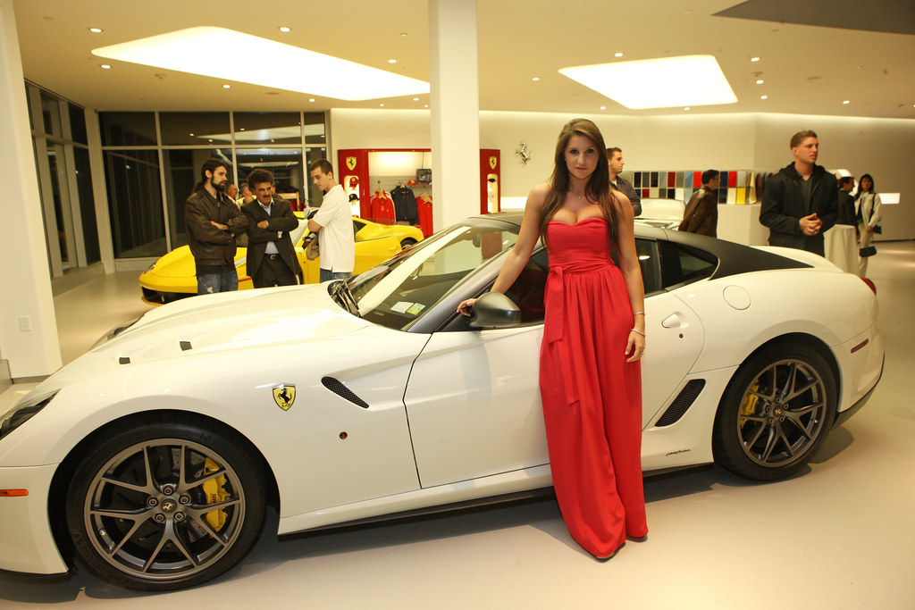 ferrari maserati of long island grand opening celebration flickr. Cars Review. Best American Auto & Cars Review