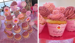 pinkalicious-cupcake-set | by chickabug