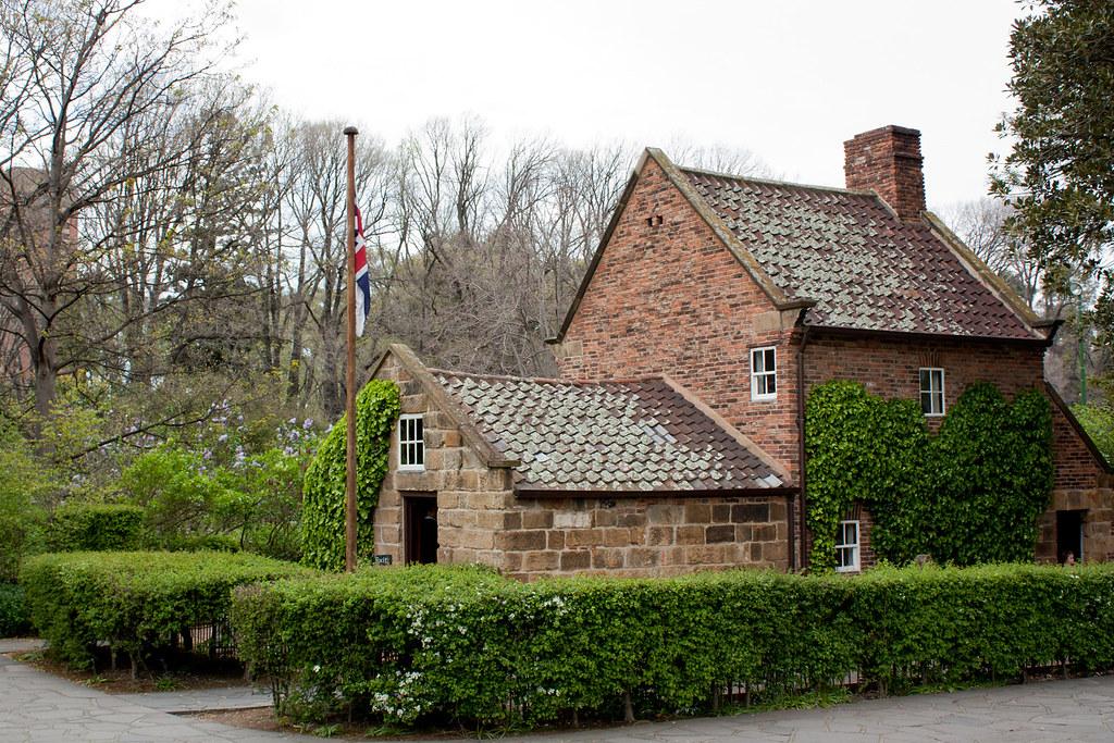 Captain Cook S Cottage Fitzroy Gardens Melbourne Austral