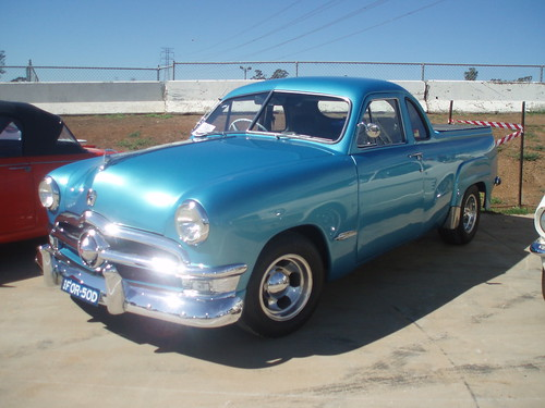 1950 Ford Coupe Utility 1950 Ford Coupe Ute Taken At