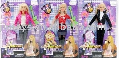 Fake Bootleg Knock Off Hannah Montana Dolls By Sailorb