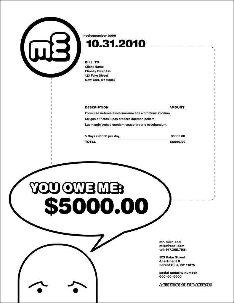 sample invoice design after using the same invoice design flickr sample invoice design by essl sample invoice design by essl