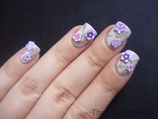 Fimo Flowers | by TheLacquerFiles