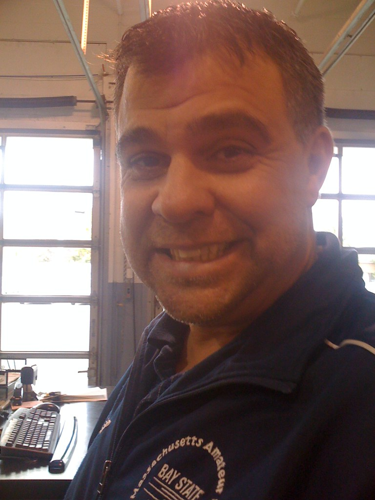 ... Anthony Cristiani   Service Manager | By York Kia Of Medford