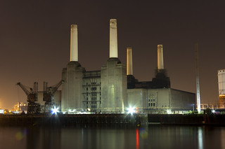 Battersea Power Station at Night | by Jhy Turley