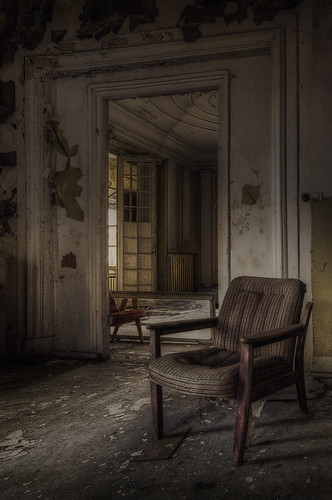 [ armchair ] | by shexbeer