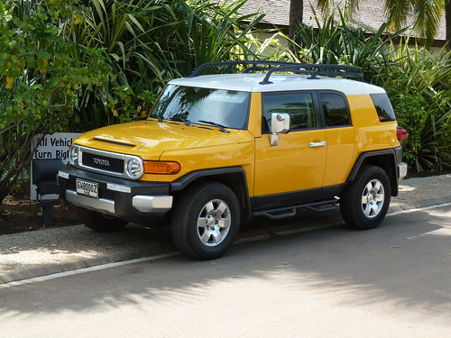 Toyota Fj Cruiser 4x4 I Ve No Idea What This Is As I Ve