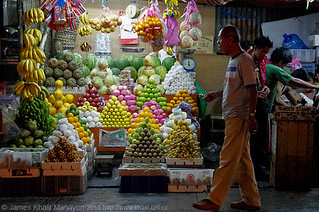 Sct. Borromeo Fruit Stand | by Khalil710
