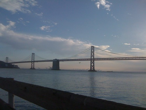SFO Day 2: Bay Bridge | by swampkitty