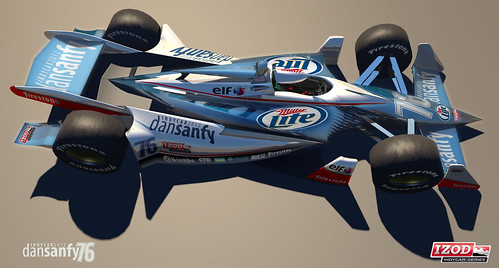 New 2012 design by DanSanfy13 side view | by IndyCar Series