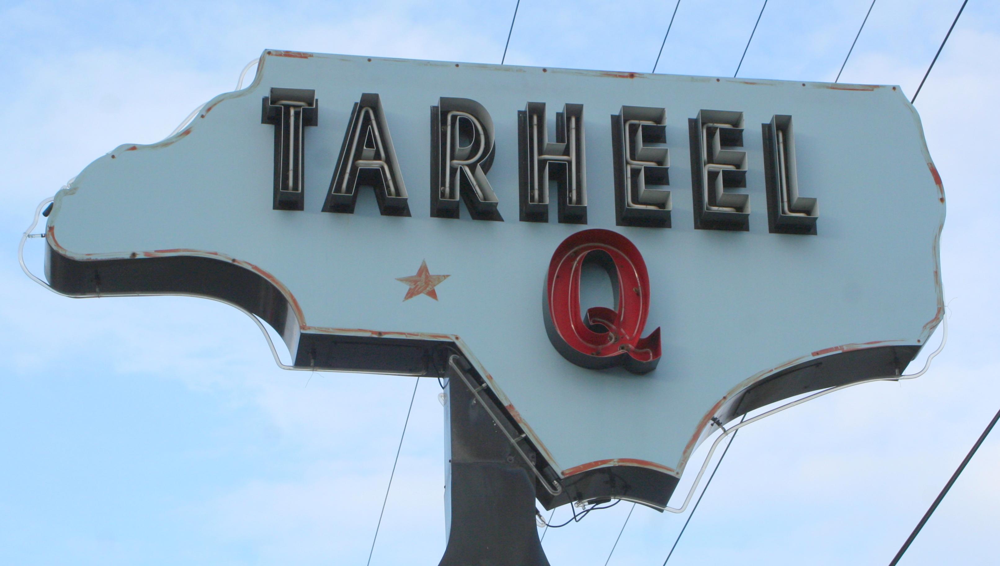 TarHeel Q - 6835 U.S. 64, Lexington, North Carolina U.S.A. - November 6, 2010
