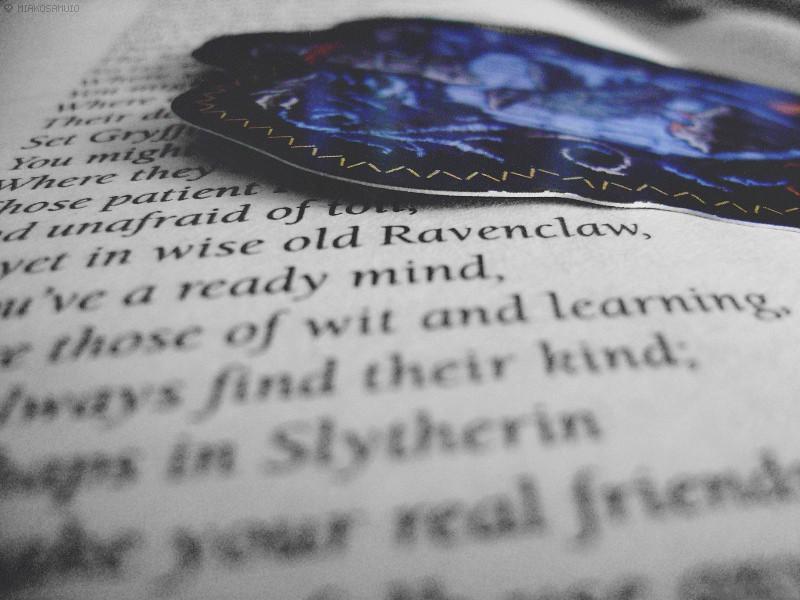Ravenclaw Symbol Eagle Colours Blue And Bronze Element A Flickr