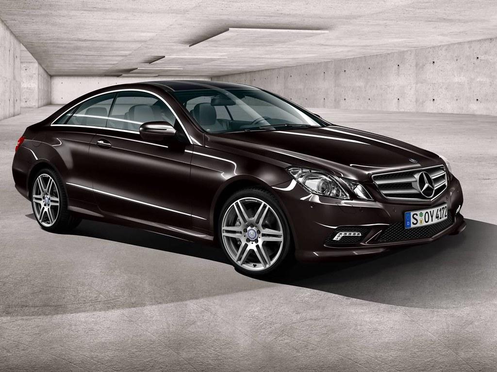 E coupe c207 033 designo mocha black mercedes benz for Mercedes benz com usa