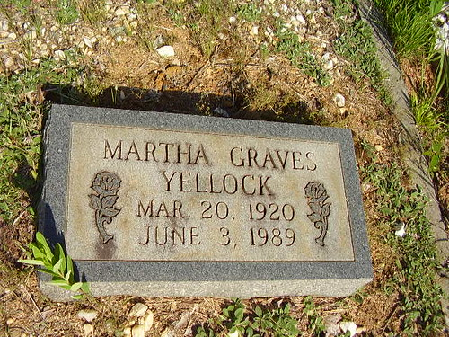 Yellock Martha Graves | by CCHA