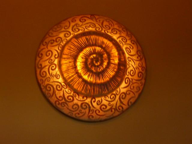 Loja Artesanato Zona Norte ~ Bichinho Tiradentes MG Mandala feita com material