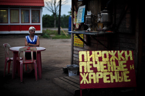Russian Roadside Cafe | by goingslowly