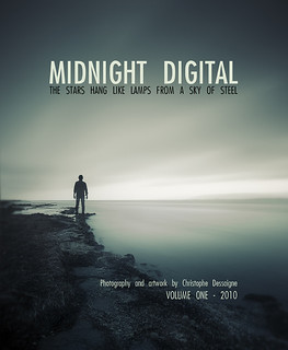 "Midnight Digital, the book : ""The Stars Hang Like Lamps From A Sky Of Steel"" 