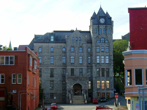 Supreme Court Building, St. John's | by pvdEric