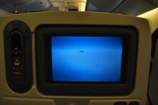 All Nippon Airways: In-flight camera view | by Arutemu