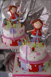 little red riding hood cakes | by *liis*