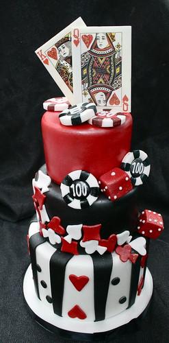 Poker glamour