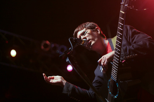 The Mountain Goats @ FYFFest | by arimyg