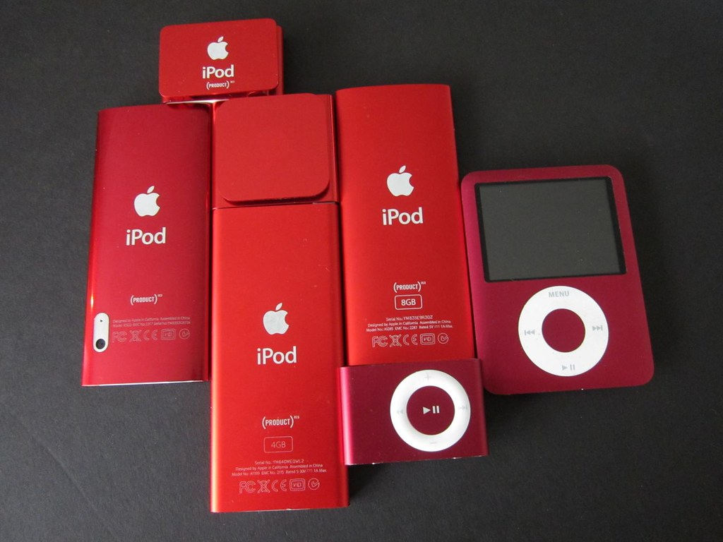iPod Nano Apple Black HD desktop wallpaper : Widescreen : High ...