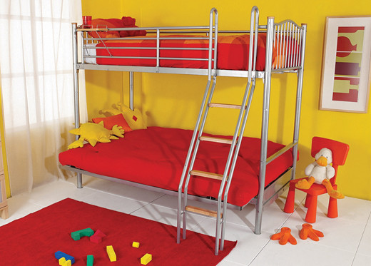 Buy Bunk Bed With Trundle