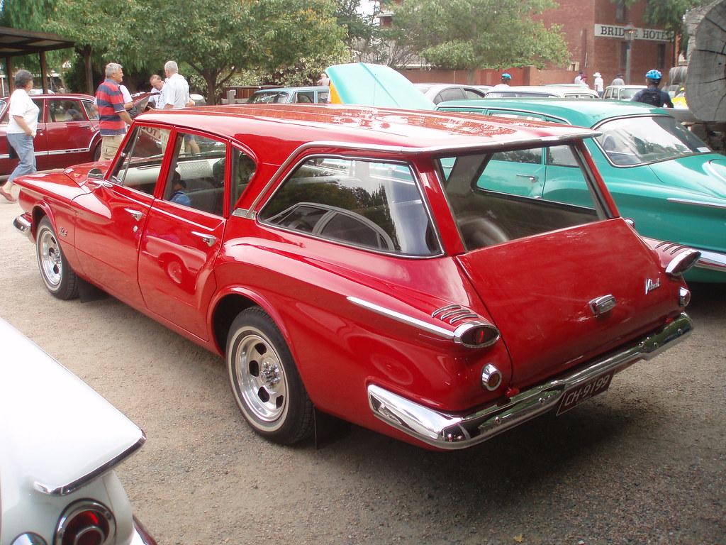 1960 Valiant V 100 Suburban Q Series 1960 Valiant V
