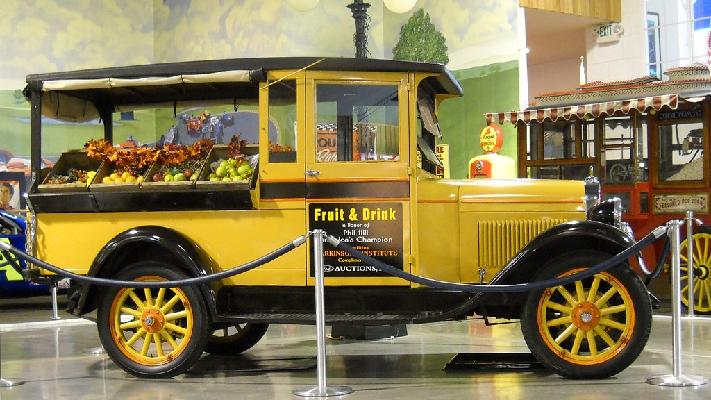 1928 Chevrolet Huckster Truck 4 | Photographed at the USA ...