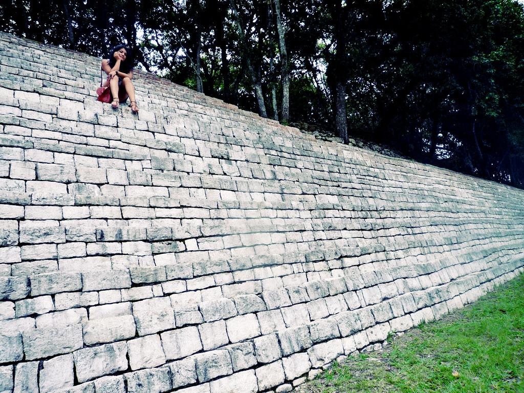 Tenam las escaleras infinitas tenam puente chiapas for Escaleras infinitas