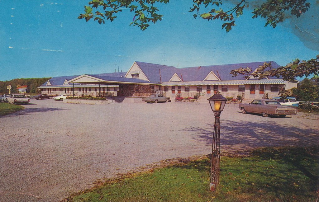 Sportsmen's Motel - Welland, Ontario
