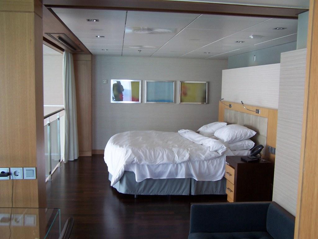 Oasis Of The Seas Royal Crown Loft Suite 1740 Paul