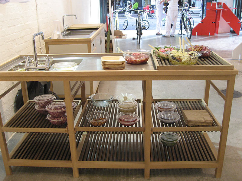 Kitchen Installation By Peter Klint Dan Flickr